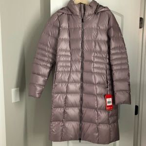 Brand new north face metropolis parka 2